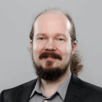 Dr. Axel Rogat